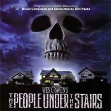 The People Under The Stairs - Complete Score - OOP - Don Peake