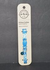 New listing Cat Collar Adjust To 8 Inch ( 20-Cm) Bond & Co, For kitten