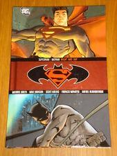 SUPERMAN BATMAN NIGHT AND DAY DC COMICS MICHAEL GREEN HARDBACK< 9781401227920