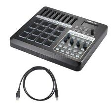 PANDA200 USB MIDI Pad Controller 16 Drum Pads With USB, MIDI Interfaces I7Q5