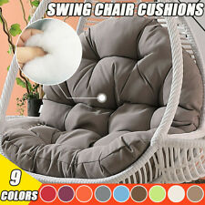 Brand New Replacement Armrest Egg Chair Cushion Pad Sofa for Swing Wicker Chair