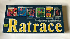 RatRace Board Game Vintage 1973 Waddingtons  Complete Rare