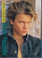 RIVER PHOENIX Deluxe Color Cine Album JAPAN PHOTO BOOK My Own Private Idaho