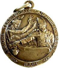 BARI (Legione Territoriale CARABINIERI REALI ) Medaglia