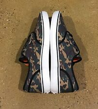 DVS Rico CT Size 12 Camo Ripstop BMX DC Skate Shoes Sneakers Deadstock
