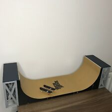 2009 Tony Hawk Tech Deck Ramps Bundle With 2 Finger Boards - VGC