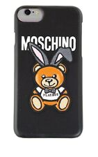 SS18 Moschino Couture Jeremy Scott PLAYBOY TEDDY BEAR BUNNY Case iPhone 6/7 PLUS