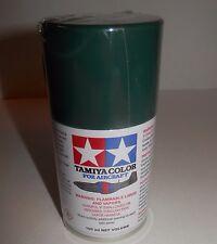 Tamiya Color for Aircraft Spray 100ml Dark Green (Ijn) #As-1 New