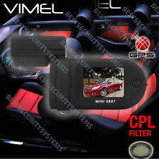 Dash Camera GPS CPL 0807 Security Parking Mode Super Capacitor Truckcam