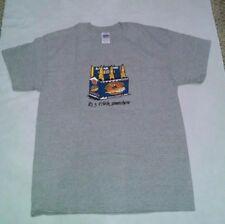 "Kayak Time Adult Large T-shirt - ""It's 5 O'Clock Somewhere"" - Kayak 6-pack"