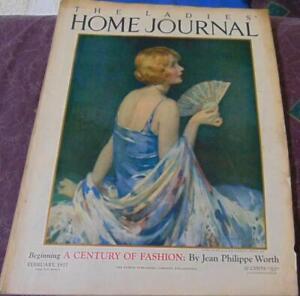 The Ladies Home Journal February 1927/Kewpieville/Gertrude Kay