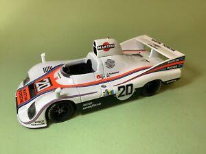 1/43 Minichamps Porsche 936: 1976 Le Mans Winner: Jackie Ickx & Gijs Van Lennep