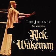 Rick Wakeman - The Journey (NEW 3CD)
