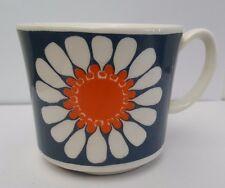 Mid century Figgjo Flint DAISY Cup  : Turi Gramstad Oliver design - Norway