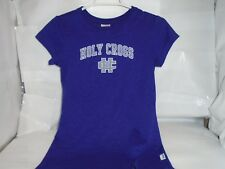 HOLY CROSS CRUSADERS WOMANS TSHIRT  SIZE MEDIUM IN GREAT CONDITION