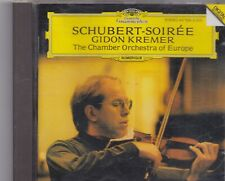 Gidon Kremer-Schubert Soiree cd album