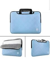 """VanGoddy Leather Tablet Sleeve Case Cover Handle Carrying Bag For 12.9"""" iPad Pro"""