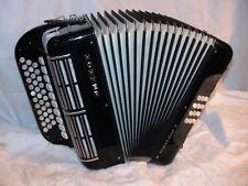 HOHNER Morino Club S   (C-F ),   Koffer, Gurte,    diatonic accordion, acordeon