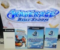 Wave Race Blue Storm GameCube Complete Tested SAME DAY SHIPPING