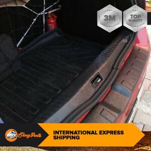 Dacia Sandero Stepway 2013-18 ABS Paraurti Posteriore Protezione Grattare