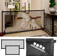 Treppenschutzgitter für Baby, Hunde, Katzen Faltbar Türschutzgitter Schutzgitter