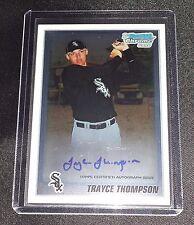 2010 Bowman Chrome Prospects Autographs #BCP214  Trayce Thompson