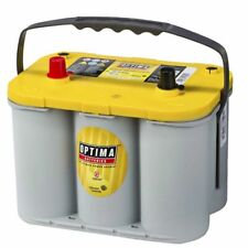 Optima Yellow Top Batterie Autobatterie Starterbatterie 12 V 55 Ah YT S-4.2