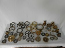 New Listing Antique Large Shade Holders For Gas Chandelier ,Sconce Lamp Fixture Lot
