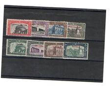 Francobolli - 1929/1930  Eritrea  ( Milizia )