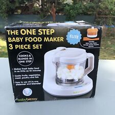 New listing Baby Brezza One Step Elite Baby Food Maker in Box