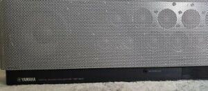 YAMAHA YSP-800SL SILVER DIGITAL SOUND PROJECTOR