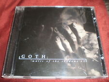 Goth: Music of the Shadows, Vol. 1 by Various Artists (CD, Sep-1999, 1 Disc, K-
