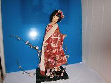 Antique/Vintage Asian Geisha Doll