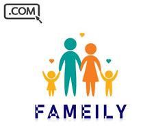 Fameily .com  -Brandable premium Domain Name for sale - FAMILY NGO  DOMAIN