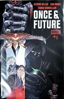 Once and Future # 1  VF/NM  Sold Out In Stock First Print