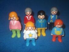Playmobil 123 1 2 3 First Smile 1 X Familie Figur Frau Mama Oma Opa Kinder Mann
