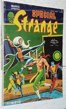 PETIT FORMAT MARVEL LUG SPECIAL STRANGE EO N°30 1982 X-MEN SPIDERMAN CHOSE