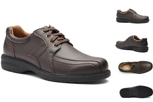 Croft & Barrow Gable Ortholite Bicycle-Toe Mens Dress Shoes Brown Sizes: 8, 12