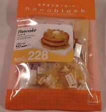 Kawada nanoblock Mini Pancake - japan building toy block NEW NBC_228 Worldwide