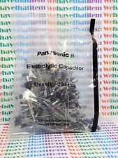 10uf 16 volt / ELECTROLYTIC CAPACITOR / 105 degree / 200 PIECES (qzty)