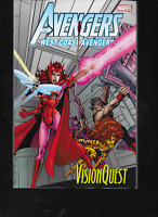 West Coast Avengers: Visionquest by John Byrne 2015 TPB Marvel Comics OOP