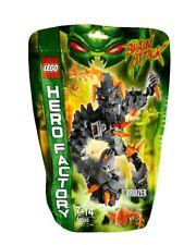 LEGO Hero Factory/44005 BRUIZER/RARA smobilizzato/Nuovo Con Confezione Nuovo Sigillato ✔ Fast P & P ✔