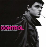 CONTROL music from the motion picture (CD compilation) soundtrack ost indie punk
