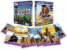 Dances with Wolves SteelBook [Blu-ray: Region Free, DVD: 2, 8 Cards] #0278/1000