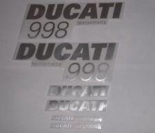 Ducati 998 aufkleber set