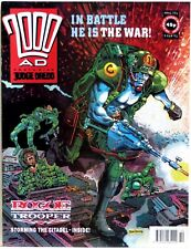 2000AD Classic Comic Book Number 721 9th March 1991 Rogue Trooper Edition Rare