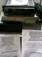 AUTORADIO PANASONIC CQ-FX35 + CD CHARGER 6CD
