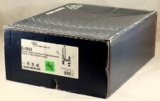 "T&S B-0892 Medical Faucet, Deck Mount, Rigid Gooseneck Aerator 4"" Wrist Handles"