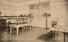 Holyhead. The French Convent, Ucheldre Park. Science Laboratory.