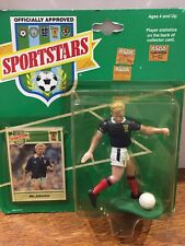 1989 Mo Johnston Scotland Sportstars Action Figure Kenner